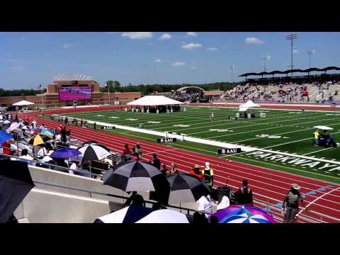 Carlton Orange 800 Meter Prelims (1:59) Junior Olympic Games 2012