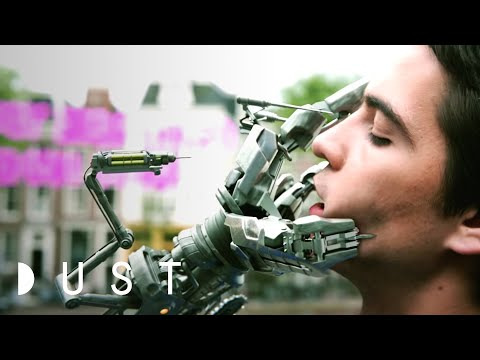 """Sci-Fi Short Film """"Robot & Scarecrow"""" presented by DUST"""