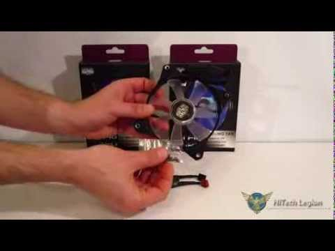 Cooler Master JetFlo 120mm Fan Overview and Benchmarks