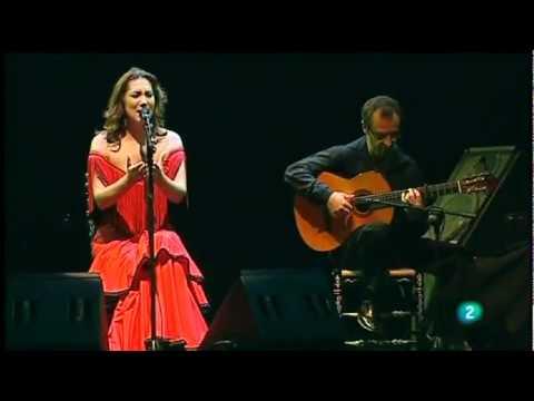 Marina Heredia - Gala Solidaria Flamenco por Lorca. Cante de Levante