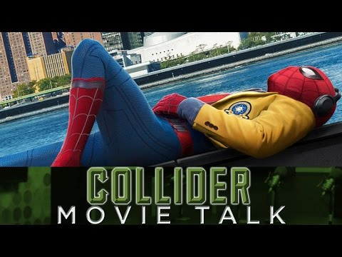 New Spider-Man: Homecoming Trailer - Collider Movie Talk thumbnail