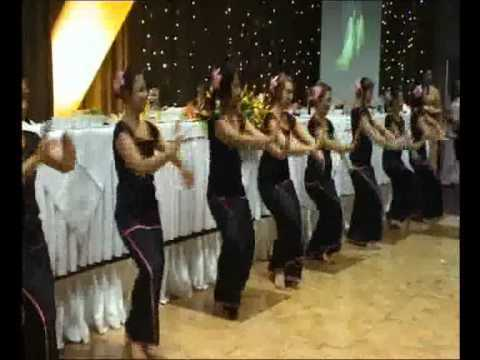 Unasa Girls Samoan Dance (ORIGINAL)