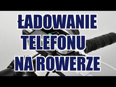 Jak ładować Telefon Na Rowerze #99 Rowerowe Porady
