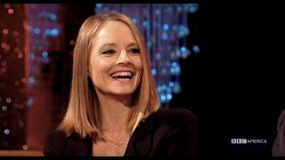 Jodie Foster Was Scared of Anthony Hopkins, Too! - The Graham Norton Show