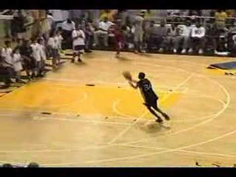 2006 LA Summer Pro League Dunk Contest Video
