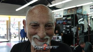 """Vanes Martirosyan's dad on Golovkin fight """"It's gonna be beautiful Boxing!"""""""
