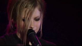 Avril Lavigne - Knocking On Heaven's Door Live