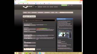 How to make a free steam account/akont