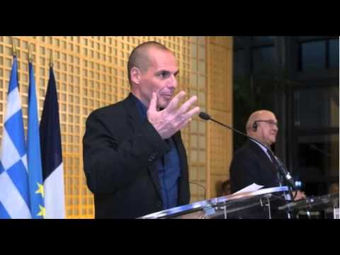 BBC News-Greece Finance Minister Varoufakis: 'Europe comes first'