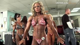 2012 NPC Nationals Women's Bodybuilding / Physique / Bikini / Figure Championships