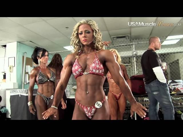 2012 NPC Nationals Women's Bodybuilding / Physique / Bikini / Figure Championships