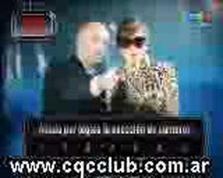 CQTest - Florencia de la V -www.cqcclub.com.ar-