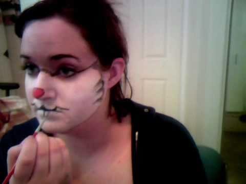 Bunny Rabbit Halloween Face Makeup Bugs Bunny Halloween Makeup