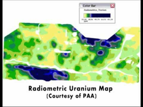 What is Gamma Radiometric survey?