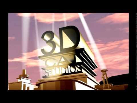 20th century fox 3d cat studios youtube