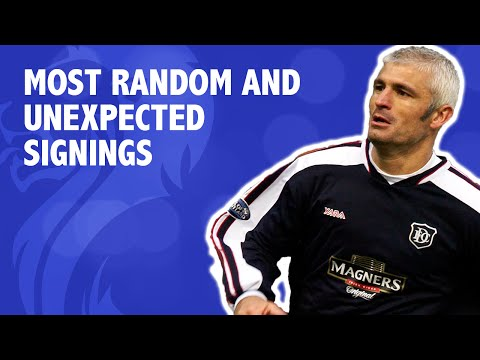 Most Random and Unexpected Signings // SPFL Extra
