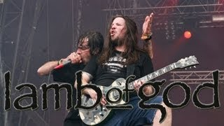 Lamb Of God - Download Festival 2007 FULL CONCERT