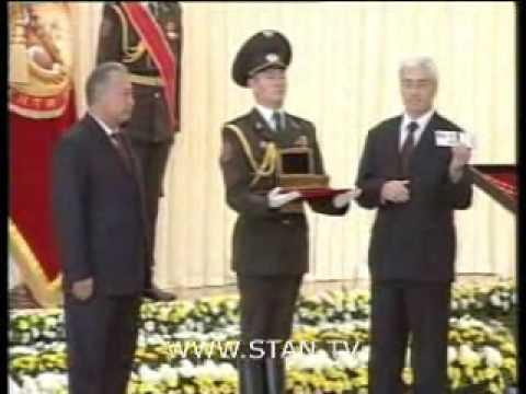 President of the Kyrgyz Republic - Kurmanbek Bakiev