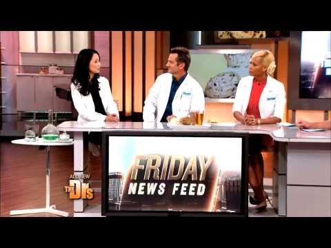 Friday 01/24: Breaking Medical News; Contaminated Spices; Food Fixes for Unhealthy Hair - Show Promo