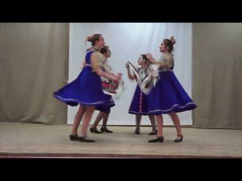 Народный танец * РУССКИЙ СУВЕНИР * Тольятти - 2018