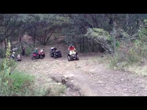 Atv Hillclimb Can am, Arctic Cat Atv Mexico