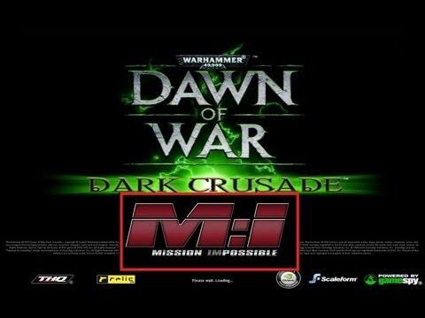 Миссия Warhammer 40000 Dark Crusade