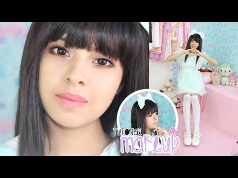 Maquillaje basico | Maid Kawaii