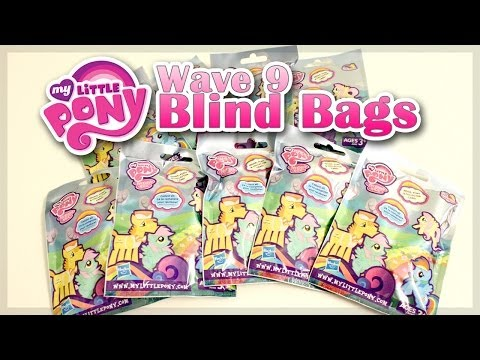 My Little Pony : Wave 9 Blind Bags