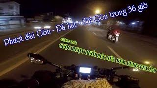 CHẶNG CUỐI - Cuộc Rượt Đuổi Lúc Nửa Đêm Cùng TFX 150    Việt Nam Những Chuyến Đi    RidewithBeeS #6