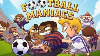 Soccer Maniacs Manager: Online - Android Gameplay HD