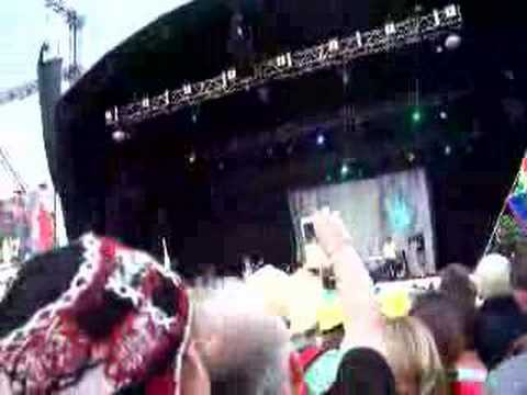 Scouting For Girls - Glastonbury