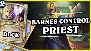 BARNES CONTROL PRIEST - PRIEST 2/2 - Hearthstone Decks