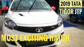 2019 Tata Tigor JTP | Interesting Features | Most Exciting Car??