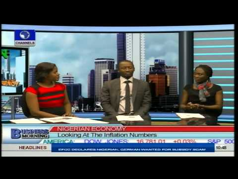 Business Morning: Nigeria's Economy, Looking At Inflation Numbers PT2
