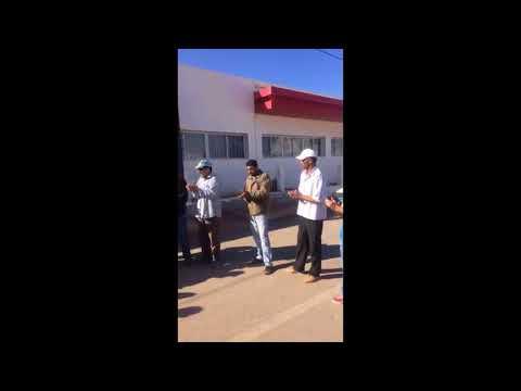 بالفيديو .. ساكنة إقليم سيدي إفني تستقبل 2018 بالاحتجاجات