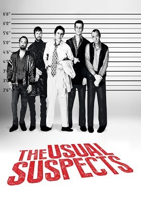 an analysis of the movie the usual suspects In the movie, the usual suspects, during the lineup scene, were the markers accurate for the height of each actor dennis mulgannon, i am a.