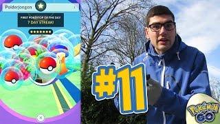 Gen 2 Pokémon GO Nederland #11! - Water Event & Evolutie Item! - m/ Soeren!