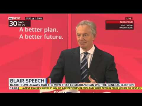 Is Tony Blair a help or hindrance to Ed Miliband?