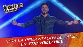 The Voice Chile | James Robledo - When a man loves a woman