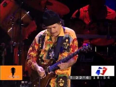 La Viola - Carlos Santana en vivo - Argentina 09-03-2006