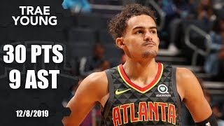 Trae Young racks up 30 points in Hawks vs. Hornets | 2019-20 NBA Highlights