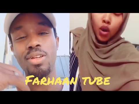 SOMALI TIKTOK CHALLENGE PART 13(MUQAAL cusub oo shidan GABDHO IYO WILL SHIDAN) thumbnail