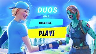 I GIFTED my RANDOM DUOS the GHOUL TROOPER...