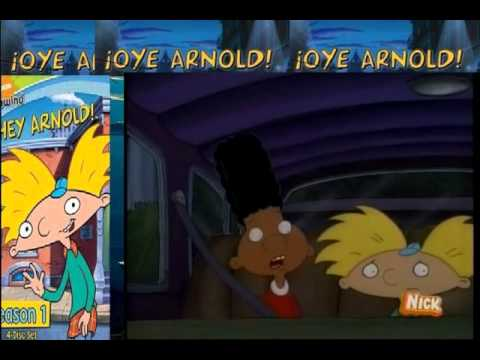 Hey arnold - El cometa Sally (latino)