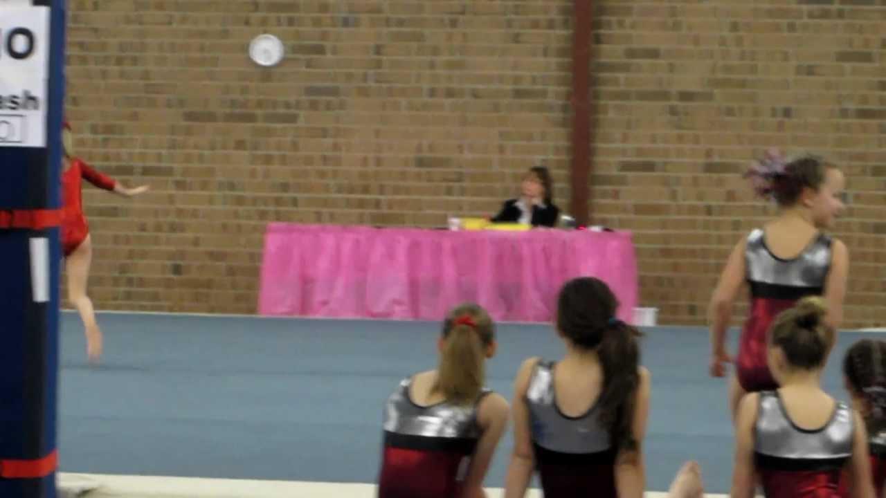 jenks gymnastics meet 2012