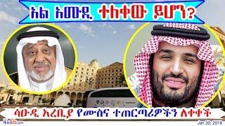 አል አሙዲ ተለቀው ይሆን? Mohammed Al Amoudi in Saudi - DW