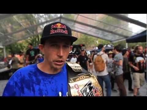 Joey Brezinski wins Manny Mania 2012
