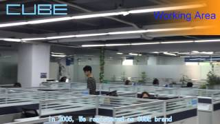 Cube new factory