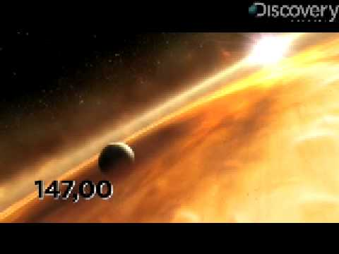 Top 5 2008 Space Moments
