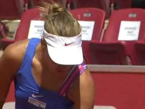 Lucie Safarova vs Barbora Zahlavova Strycova 2nd set tiebreak Video